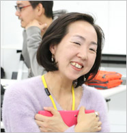 渡邊美由紀さん